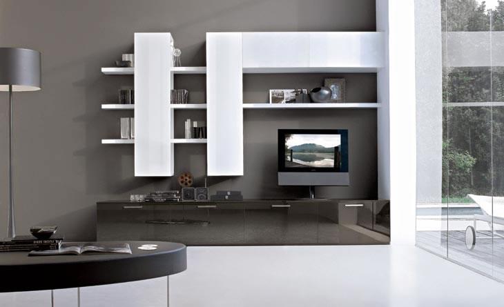 Extramobili arredamenti a bergamo cucine moderne for Salotti moderni foto