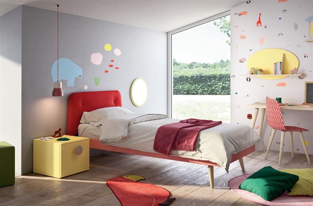 Camerette particolari per bambini camerette particolari for Camerette particolari