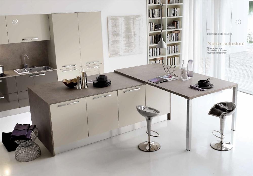 Cucine Moderne Color Tortora: Cucina Bianca E Viola: tu di che colore vuoi di...