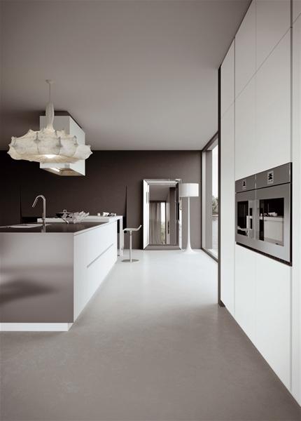 Extramobili arredamenti a bergamo cucine moderne for Tavoli per cucine moderne